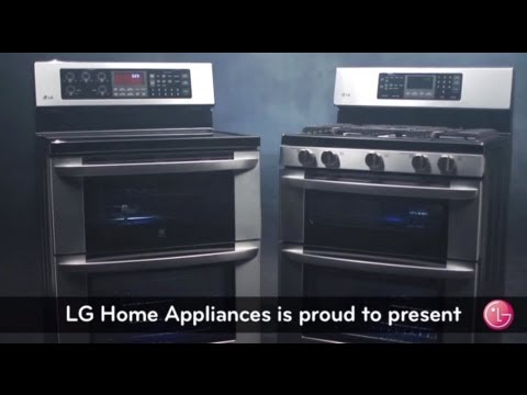 LG Double Oven Training Video