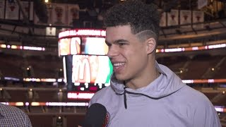 Michael Porter Jr. Interview with Draft Express