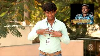 Jagdish – Physically disabled graphic designer