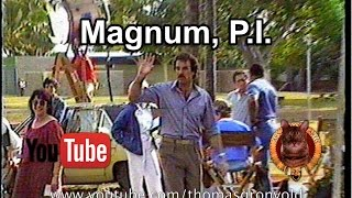 Video Magnum, P.I. No More Mr. Nice Guy. On location in Hawaii with Tom Selleck. MP3, 3GP, MP4, WEBM, AVI, FLV Agustus 2019
