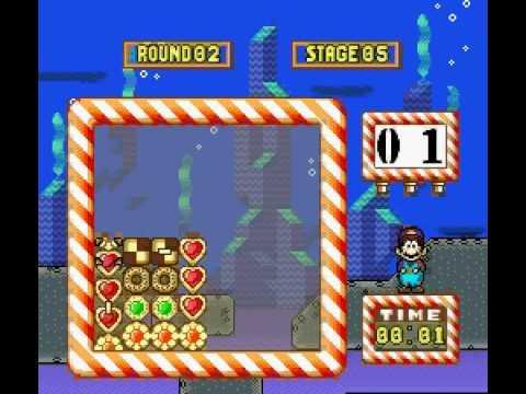 Yoshi's Cookie Super Nintendo
