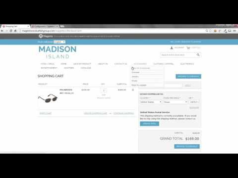 Tips for Common Problems with Magento Shipping Settings - Zip Code Configuration