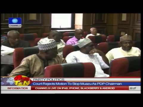 News@10: Health Workers Strike Grounds Activities In Lagos Hospitals 14/11/14 Part 2