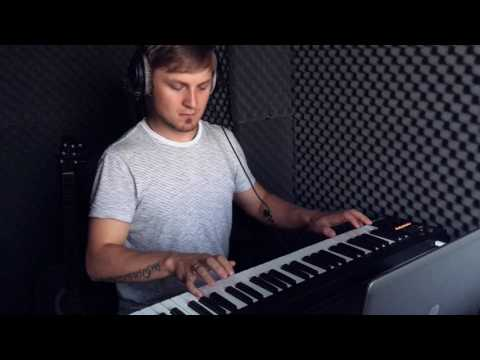 Nektar Impact GX 61 Midi Keyboard Demo With Cinematic Studio Piano Vst