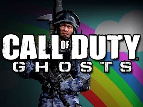 Call of Duty: Ghosts – Funny Moments Montage!  (Wall Glitch and Akimbo Acog Magnums!)