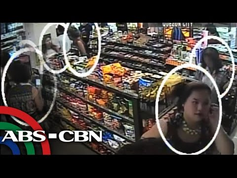Caught - Bayan Patroller shares CCTV footage on how a group of woman stole a cell phone. Subscribe to the ABS-CBN News channel! - http://goo.gl/7lR5ep Watch the full episodes of TV Patrol on TFC.TV...