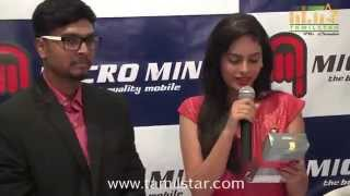 Nandita Launches Micromini Smart Phone