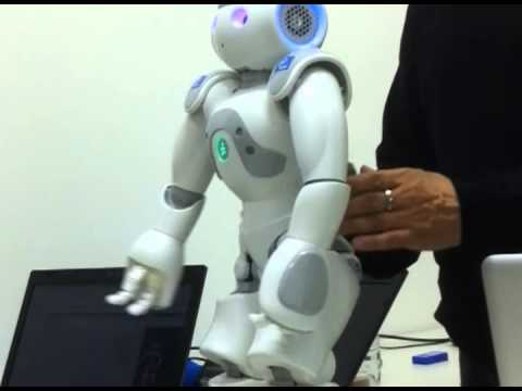 SpaceMETA - Intel - Nao - Robotics Programming by Sergio Cabral Cavalcanti