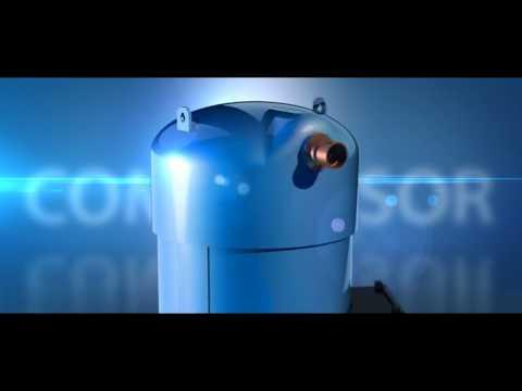 Compresores para refrigeración Danfoss Scroll