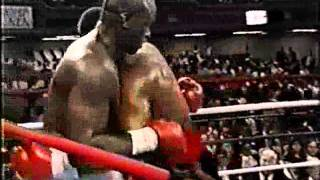 Buster Douglas Vs Oliver McCall - 1/3