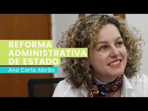 ITV: Reforma Administrativa de Estado