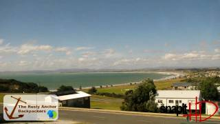 Doubtless Bay, Northland Webcam Thursday 4th February 2010