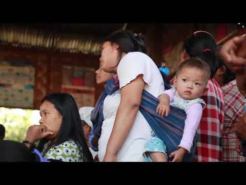 At IDP camps in Kachin, footballers and future leaders