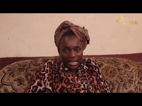 Bukunmi Oluwashina looks heavily pregnant on set of Fingers Movie