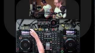 DJ Antonin - Live @ DJsounds Show 2012