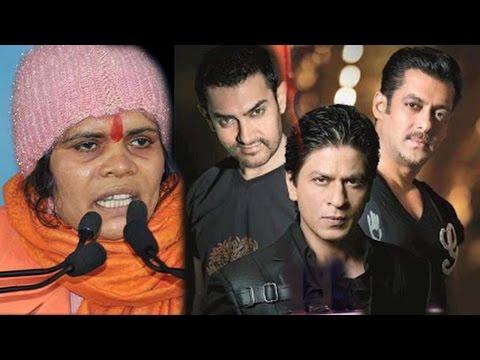BJP Leader Sadhvi Prachi Targets Salman Khan, Shah