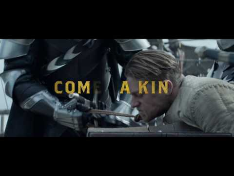 King Arthur Legend of the Sword Official Teaser
