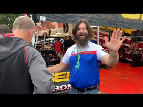MXoN Qualifying Ft. Pastrana, Windham, Sipes, Smagical And More! 365 Vlogs W/ Brett Cue - 116