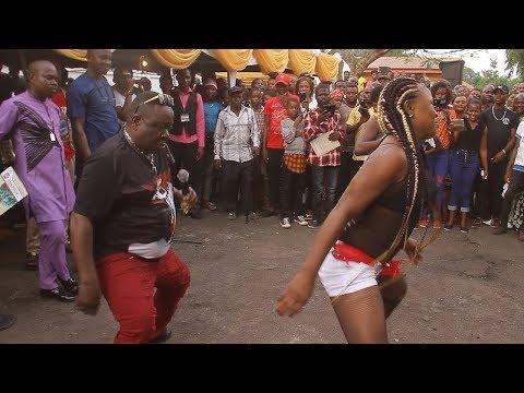 Igbo traditions and Culture Ogene Dance - Mr Ibu Performing Life