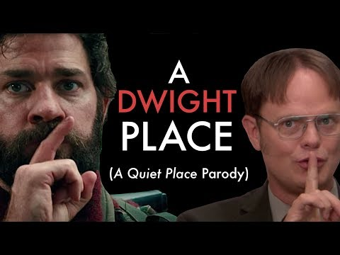 This Mashup Of The Office And A Quiet Place Is Absolutely Hilarious