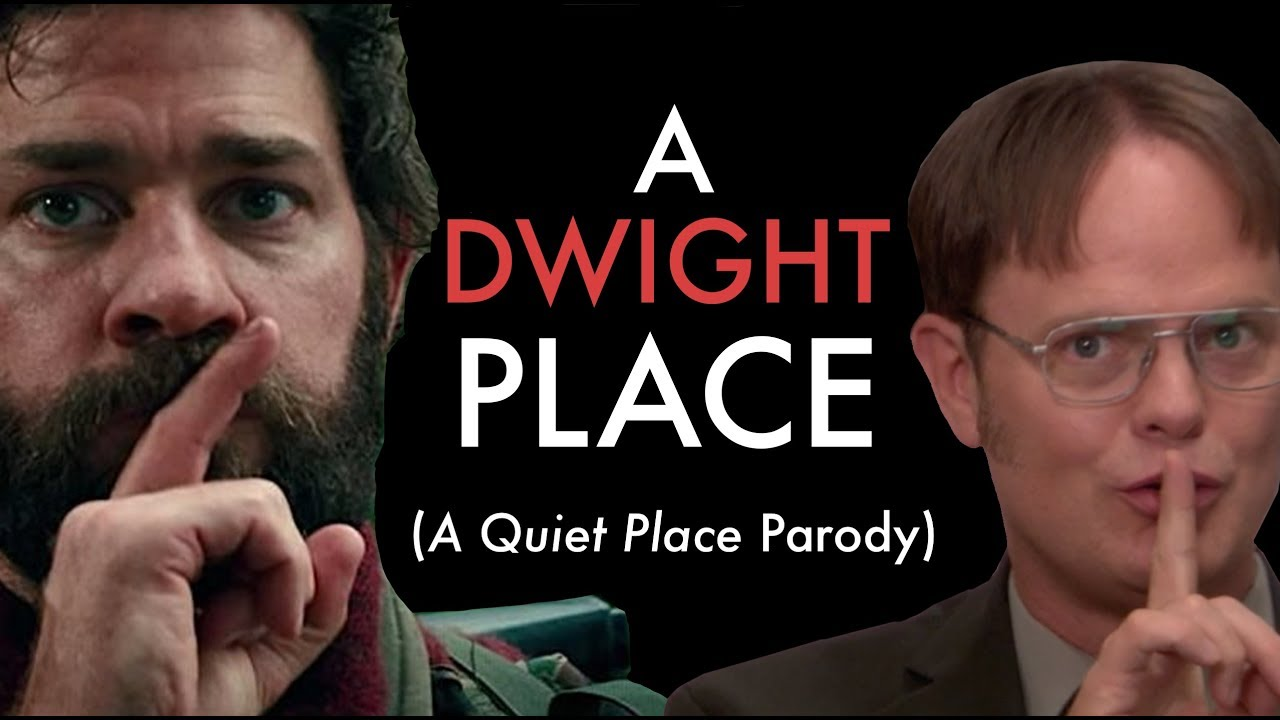 A Dwight Place - A Quiet Place/The Office Parody Trailer