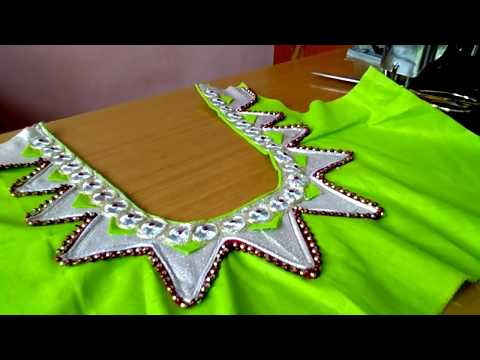 Video Blouse Back Neck Designs Cutting and  Stitching Blouse Neck Designs download in MP3, 3GP, MP4, WEBM, AVI, FLV January 2017