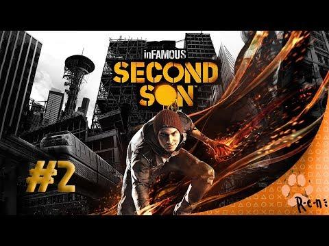 Infamous second Son CZ stream