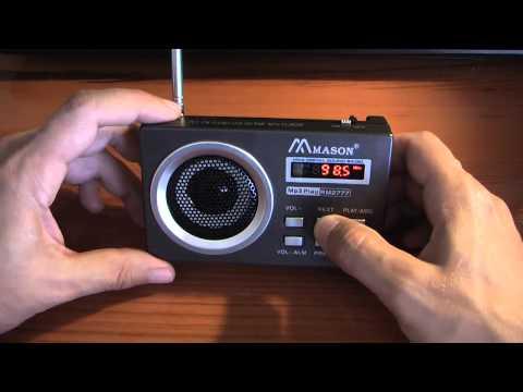 Обзор испытание радиоприёмник