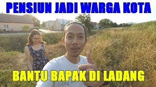 Video GUA PENSIUN! | BANTU BAPAK DI DESA | VLOG DESA DI EROPA MP3, 3GP, MP4, WEBM, AVI, FLV April 2019