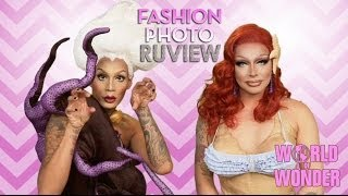 RuPaul's Drag Race Fashion Photo RuView with Raja and Raven - Social Media Episode 5 Fantasy Edition