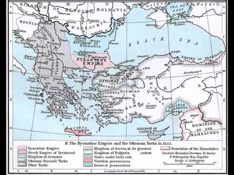 Wars Between The Ottoman And The Byzantine Empire's