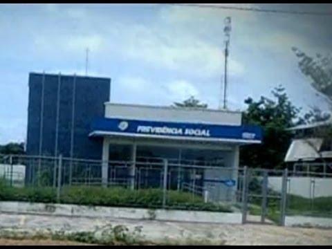Morador denuncia abandono de prédio do INSS em Curuçá, PA