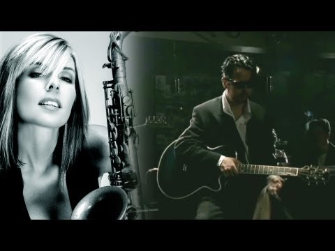 Candy Dulfer & David A. Stewart – Lily Was Here