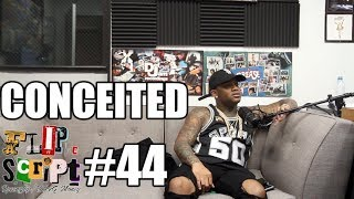 On this Episode of #FlipDaScript The DUO sits with Battler/WildNOut cast member Conceited, and in this Clip Con lets the world know he wants to battle Ave & he thinks Ave is one of the best !! #PRESSPLAYSHOW LINKS BELOWITUNES - http://bit.ly/FlipDaScriptSOUNDCLOUD - http://soundcloud.com/flipdascriptshowAndroid Users Google Play - http://bit.ly/2lqxyGSFollow the Executive Producer @Sp8ghosthttps://www.twitter.com/Queenzflip https://www.twitter.com/Djgmoney156https://www.twitter.com/sp8ghosthttps://www.instagram.com/queenzfliphttps://www.instagram.com/djgmoney156https://www.instagram.com/sp8ghost