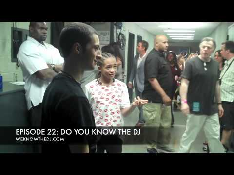 "WEKNOWTHEDJ - Season 1, Episode 22: ""Do You Know The DJ?? Madison Square Garden NYC"""