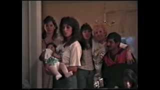 Mignoli Family Reunion 1987 Julia Mignoli 3 Months Old