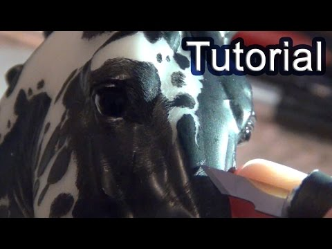 Video How to Etch Hairing on a Model Horse - Breyer Custom Tutorial download in MP3, 3GP, MP4, WEBM, AVI, FLV January 2017