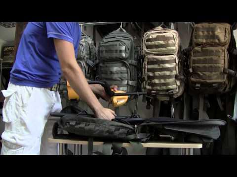 Відеоогляд універсального тактичного рюкзака Спартанець 45л