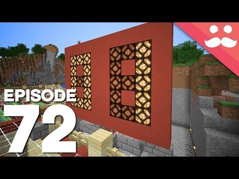Hermitcraft 4: Episode 72 - WORKING SPOON COUNTER!