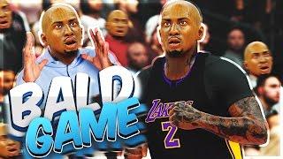 FAILED CHALLENGE BALD GAME | BALLING LIKE IM MICHAEL JORDAN | NBA 2k17 MyCareer
