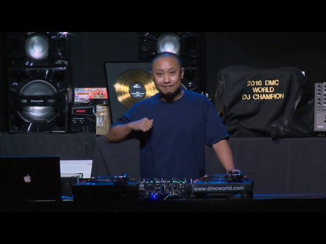 DJ Jamming (China)   - DMC World DJ Championships 2016