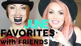 JUNE FAVORITES With FRIENDS: MadeYewLook by Kandee Johnson