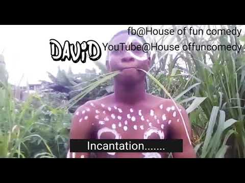 -Touch and follow- this is what happens when juju goes wrong..  #Houseoffuncomedy