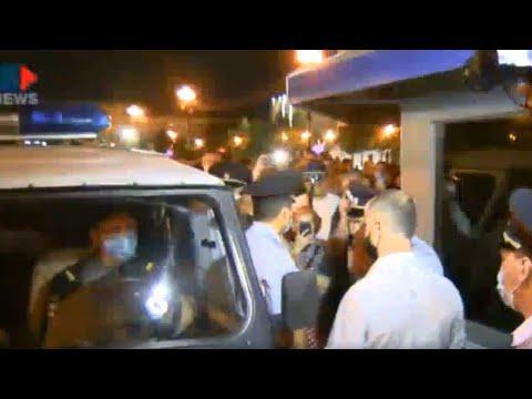 Хабаровчане отстояли задержанного!