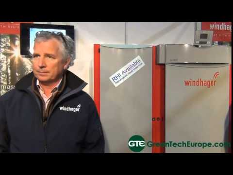Windhager Interview: Wood pellet boilers