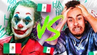 JOKER MEXICANO ME RETA 1VS1 EN FORTNITE - TheGrefg