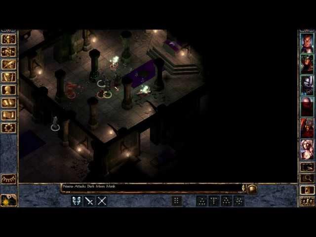 Baldur's Gate: Enhanced Edition Gameplay Trailer