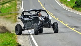7. How Fast is an E85 Can Am Maverick X3 Turbo?