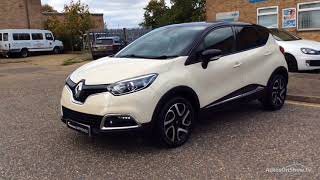 Video RENAULT CAPTUR DYNAMIQUE S MEDIANAV TCE EDC CREAM/BLACK 2014 MP3, 3GP, MP4, WEBM, AVI, FLV Oktober 2017