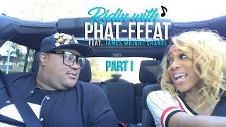 Video Ridin' With Phatfffat   FEAT. James Wright Chanel   PART 1 MP3, 3GP, MP4, WEBM, AVI, FLV Agustus 2018